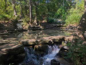 Springs at Roman Nose State Park