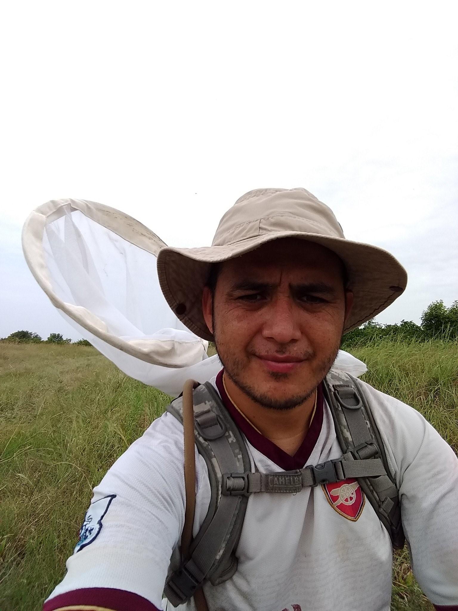 Bee Expert, José Montalva