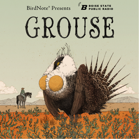 Grouse Podcast Cover